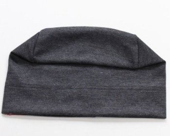 Soft-Cap dunkelgrau-melange TRIGEMA