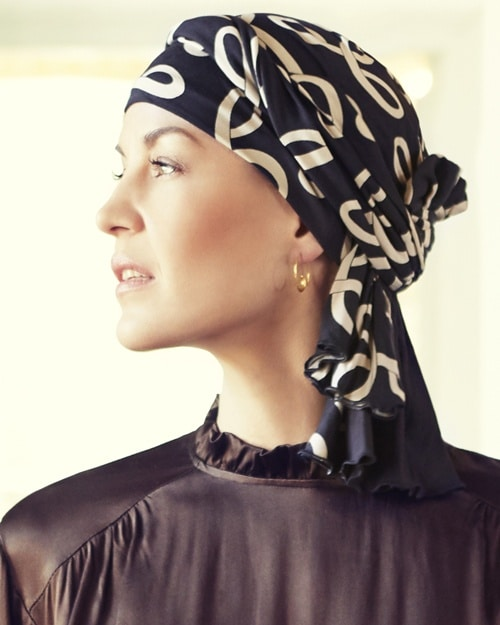 Christine Headwear 1445-0618 Tula Turban