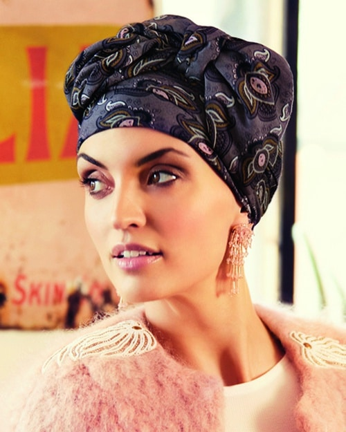 Christine Headwear 3014-0612 Boho Turban-Set