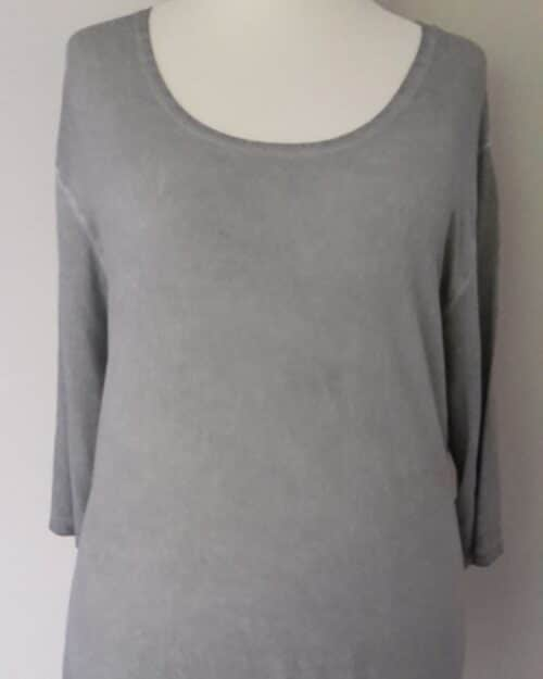Barbara-Speer Faro-Shirt grau