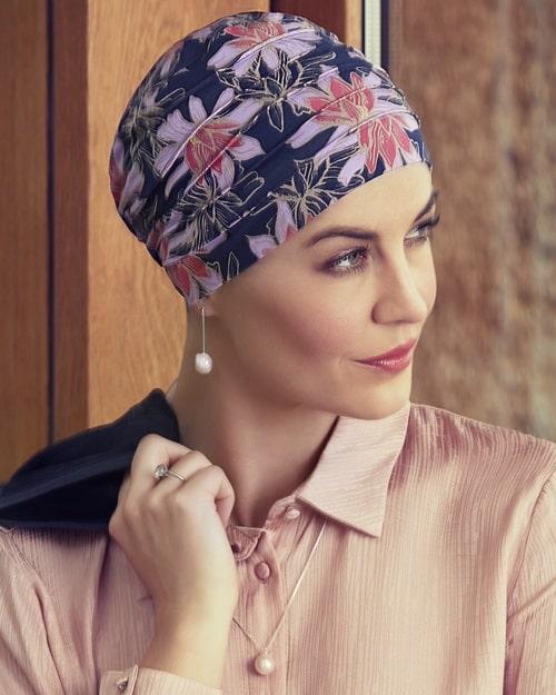 Chemoturban YOGA 2000-0665 Christine Headwear