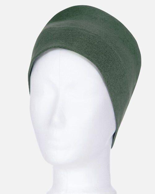 Trigema Soft-Cap 335 khaki-melange Chemotuch