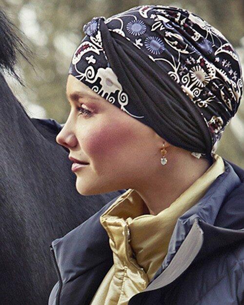 Chemoturban SHAKTI Christine Headwear 1418-0724