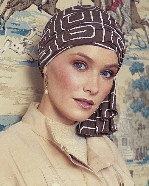 Chemoturban TULA Christine Headwear Turban 1445-0721