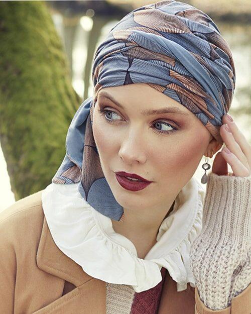 Chemoturban Beatrice Autumn-Illusions 1419-0722 Christine Headwear